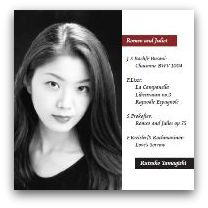"Rutsuko Yamagishi Live in Recital Vol.5 "" Romeo and Juliet "" CD:BLCD-0781"